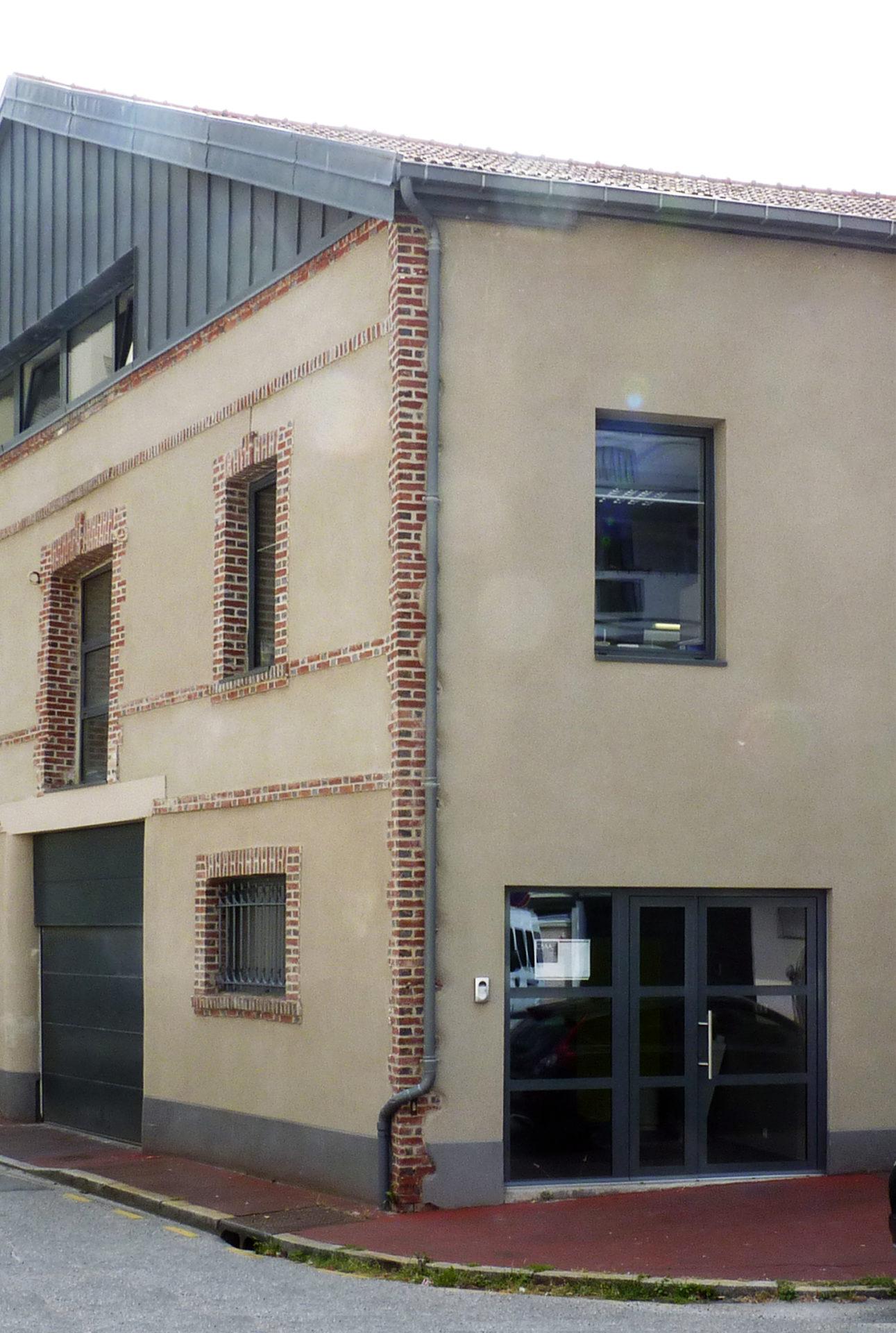 Cabinet BOISROUX / PEETERS - Architectes Associés, Cherbourg-En-Cotentin - L'agence