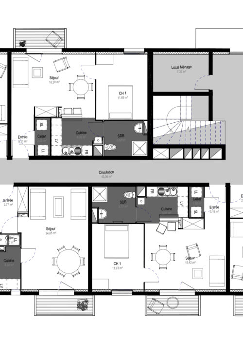 5_Plan 1 er étage